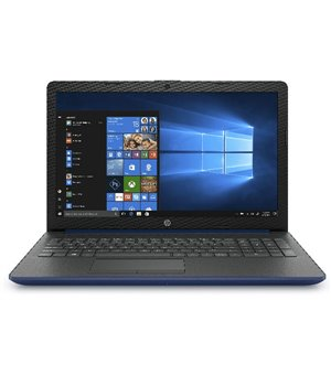 "Notebook HP 15-DB1005NS 15,6"" R5-3500U 8 GB RAM 256 GB SSD Blau"
