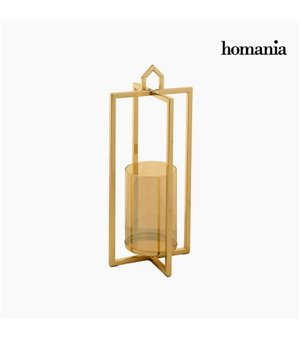 Kerzenleuchter Golden - Queen Deco Kollektion by Homania