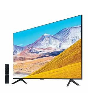 "Smart TV Samsung UE43TU8005 43"" 4K Ultra HD LED WiFi Schwarz"
