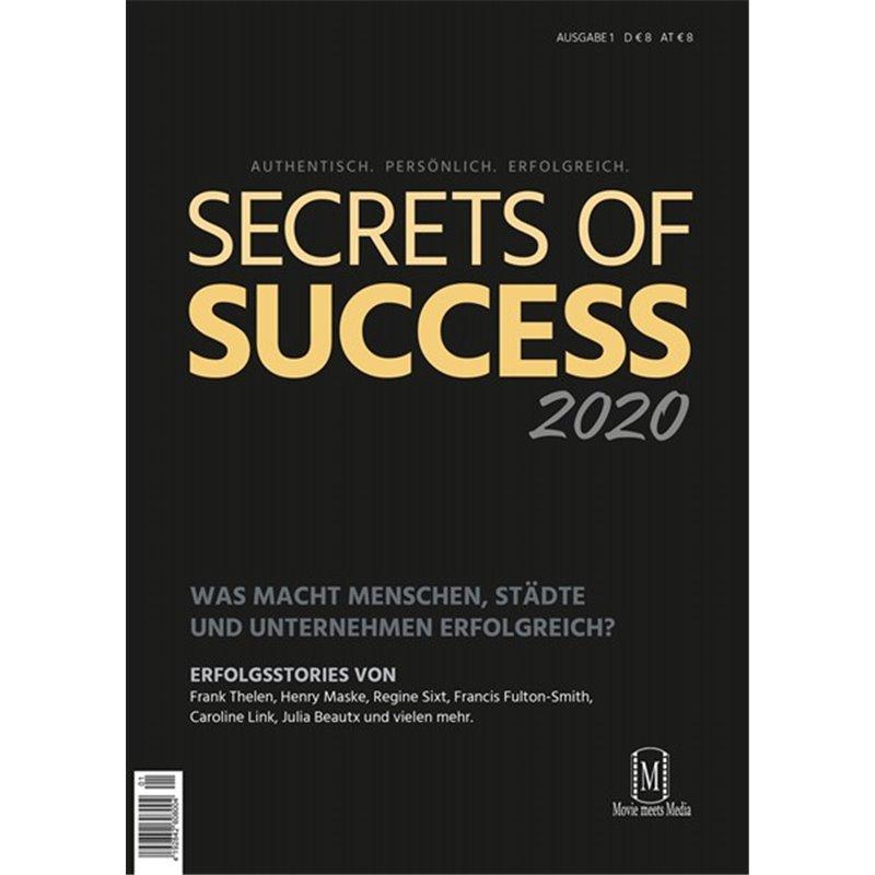 SECRETS OF SUCCESS - 2020