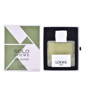 Herrenparfum Solo Loewe Origami Loewe EDT