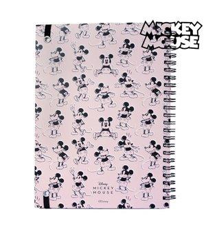 Ringbuch der Ringe Mickey...