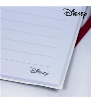 Ringbuch der Ringe Villains Disney