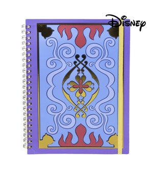 Ringbuch der Ringe Aladdin Disney