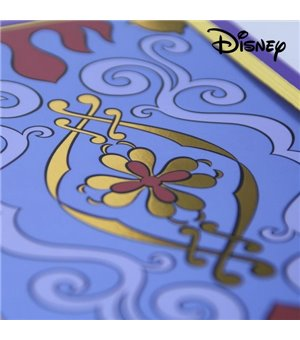 Ringbuch der Ringe Aladdin...