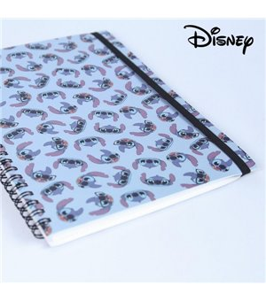 Ringbuch der Ringe Stitch Disney