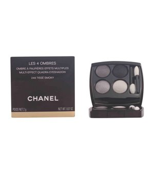 Palette mit Lidschatten Les 4 Ombres Chanel