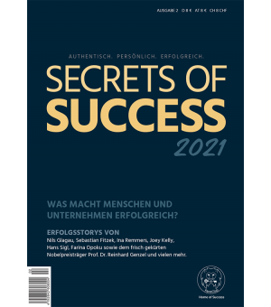 SECRETS OF SUCCESS - 2021