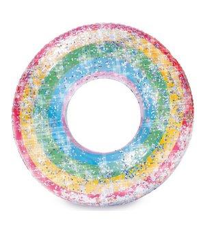 Aufblasbare Schwimmhilfe Rainbow (79 x 21 cm)