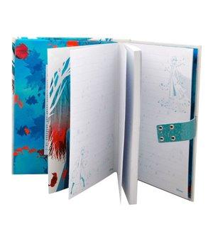 Tagebuch Frozen (21 x 15,5...