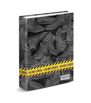 Ringbuch Prodg Do Not Cross (33 x 28 x 5 cm)