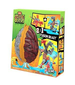 Figurensatz Fusion Beasts Mattel