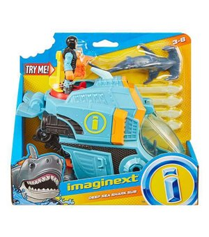Figurensatz Imaginext Mattel