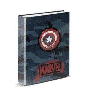 Ringbuch Captain Marvel (33 x 28 x 5 cm)