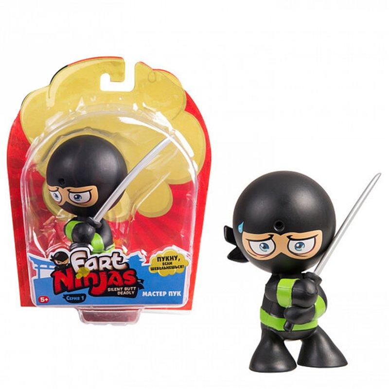Actionfiguren Ninja (6 cm)