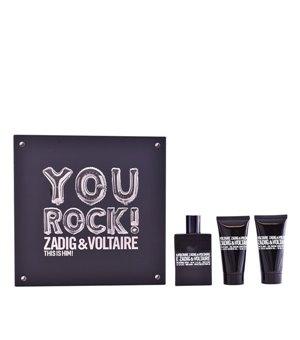 Set mit Herrenparfum This Is Him! You Rock! Zadig & Voltaire (3 pcs)