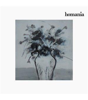 Ölgemälde (80 x 4 x 80 cm) by Homania