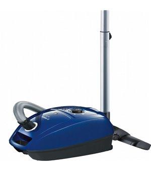 Staubsauger mit Beutel BOSCH 222457 600W DualFiltration Blau
