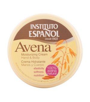 Feuchtigkeitsspendende Körpercreme Avena Instituto Español (400 ml)