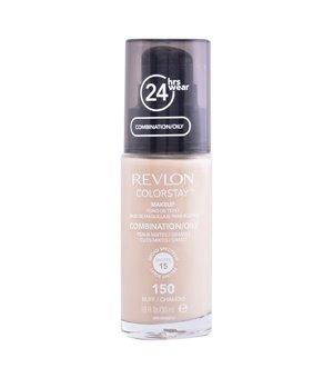 Flüssig-Make-up-Grundierung Colorstay Revlon (30 ml) Fettige haut
