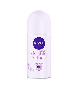 Roll-On Deodorant Double Effect Nivea (50 ml)