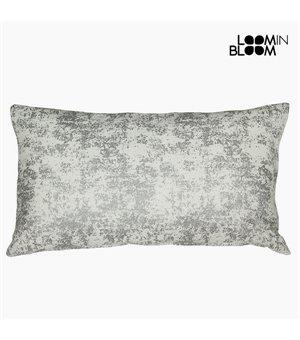 Kissen (50 x 70 cm) Silberfarben