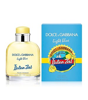 Herrenparfum Light Blue Italian Zest Dolce & Gabbana EDT