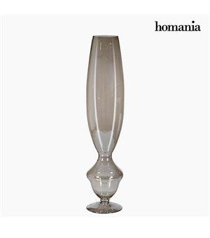 Vase (20 x 20 x 90 cm) - Pure Crystal Deco Kollektion by Homania