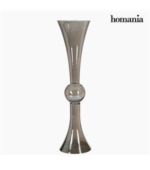 Vase (19 x 19 x 75 cm) - Pure Crystal Deco Kollektion by Homania