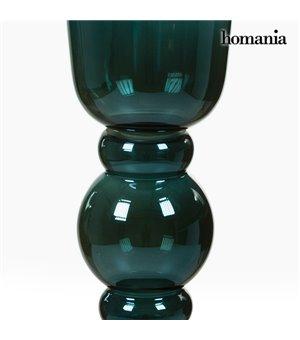 Vase Kristall (22 x 22 x 64...