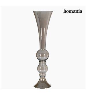 Vase (21 x 21 x 88 cm) - Pure Crystal Deco Kollektion by Homania