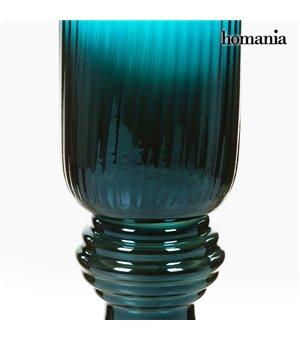 Vase Kristall (15 x 15 x 52...