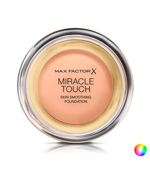Fluid Makeup Basis Miracle Touch Max Factor