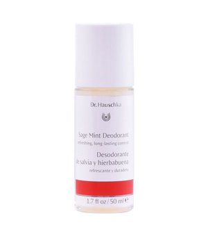 Roll-On Deodorant Sage Mint Dr. Hauschka