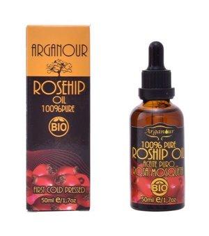 Körperöl Rosehip Oil Arganour