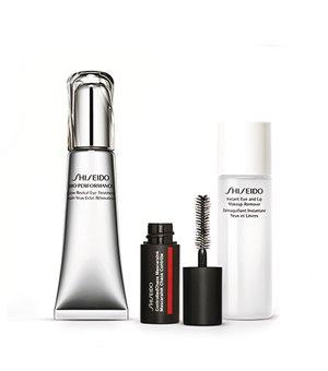 Set mit Damenkosmetik Bio Performance Glow Revival Eye Shiseido (3 pcs)