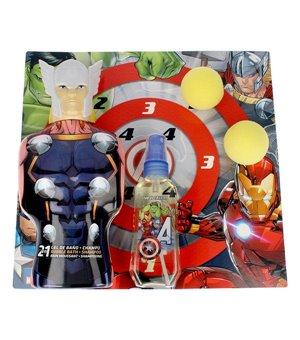 Set mit Kinderparfum Avengers Thor Cartoon EDT (3 pcs)