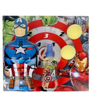 Set mit Kinderparfum Avengers Capitan America Cartoon EDT (3 pcs)