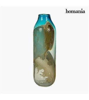 Vase Kristall (14 x 14 x 44 cm) - Pure Crystal Deco Kollektion by Homania