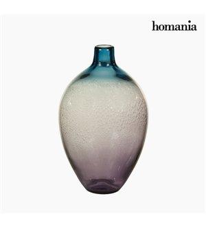Vase Kristall (20 x 20 x 35 cm) - Pure Crystal Deco Kollektion by Homania