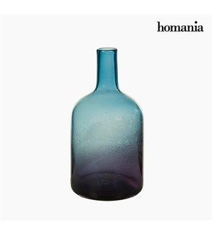 Vase Kristall (17 x 17 x 35 cm) - Pure Crystal Deco Kollektion by Homania