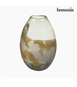 Vase Kristall (20 x 13 x 28 cm) - Pure Crystal Deco Kollektion by Homania