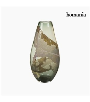 Vase Kristall (24 x 16 x 45 cm) - Pure Crystal Deco Kollektion by Homania