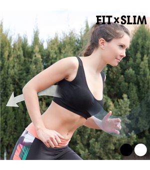 AirFlow Technology Fit x Slim Sport-BHs (2er Pack)