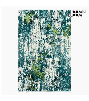 Teppich (240 x 170 x 3 cm) Mikrofaser Grün
