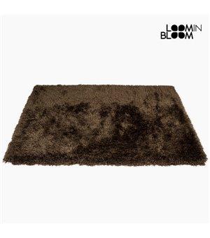 Teppich New York (170 x 240 x 8 cm) Polyester Braun