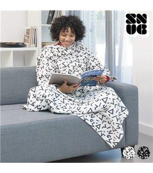 Symbols Snug Snug Big Kangoo Decke mit Ärmeln
