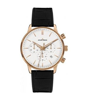 Unisex-Uhr Jacques Lemans 1-209G (39 mm)