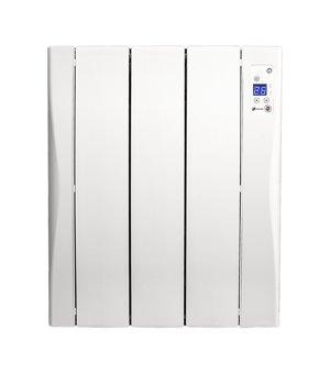 Digital-elektrischer Trockentemperaturstrahler (3 Kammer) Haverland WI3 450W Weiß