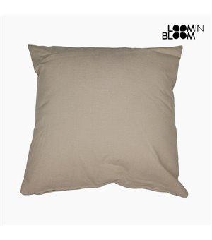 Kissen (45 x 45 cm) Beige